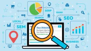 analisi e strategia SEO per siti web