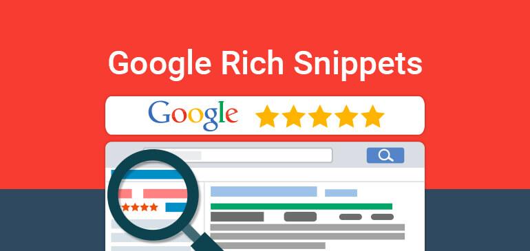 google rich snippet stelle nei risultati di ricerca