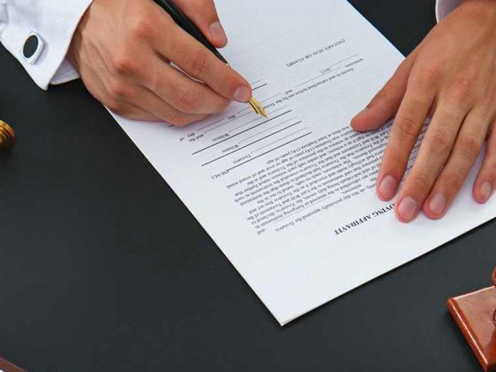 Opponibilità della scrittura privata al fallimento ex art. 2704
